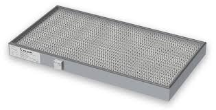 HEPA filter in compliance with the current requirement of the European stan