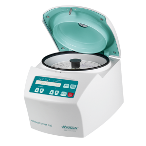 HAEMATOKRIT 210 Centrifuge, Bench-top centrifuge, with easy to read digital